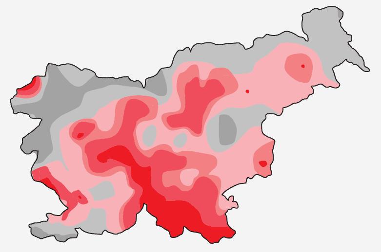 Zemljevid ogroženosti z radonomon